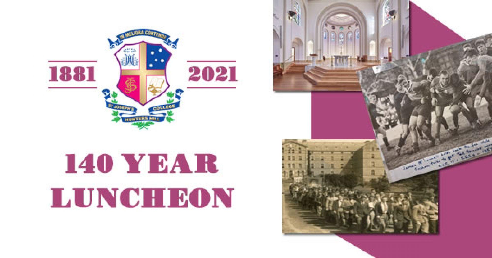 SJC 140 Year Luncheon